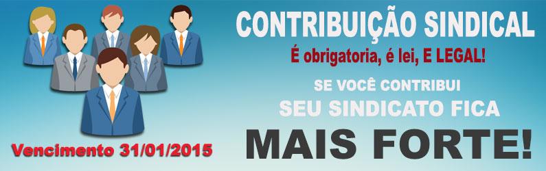 Contribuição Sindical 2015