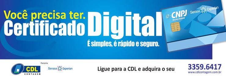Certificação Digital